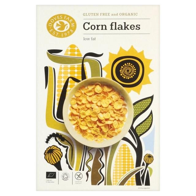 Organic Gluten Free Corn Flakes