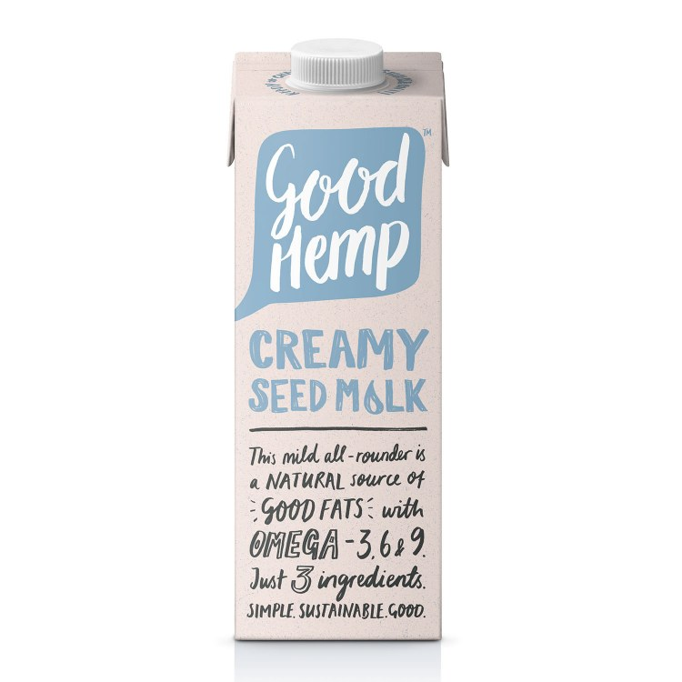 Hemp Seed Creamy Drink
