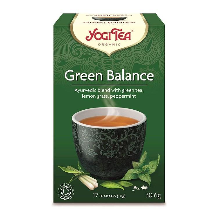 Organic Green Balance Tea
