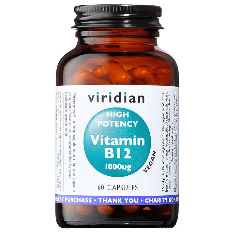 High Potency B12