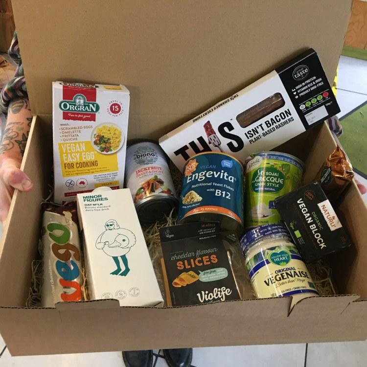 Indulgent Vegan Starter Kit