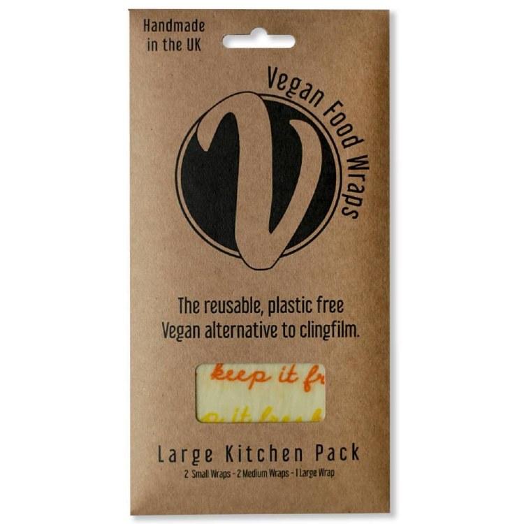 Vegan Food Wrap Large Pack