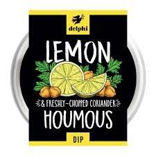 Lemon & Coriander Houmous