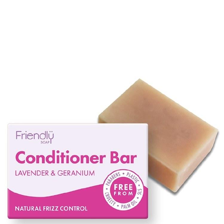 Natural Conditioner Bar- Lavender & Geranium