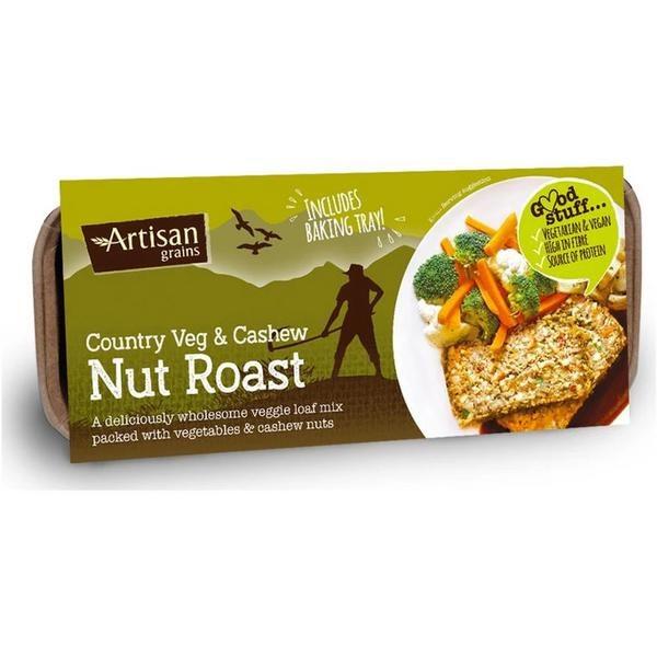 Country Veg & Cashew Nut Roast