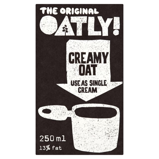 Creamy Oat Single Cream