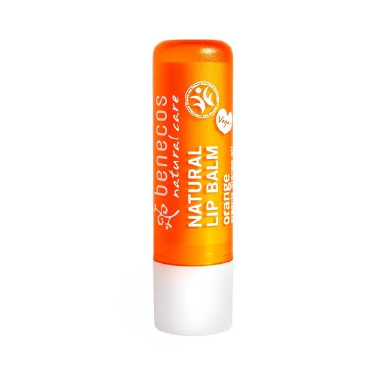 Natural Lip Balm - Orange