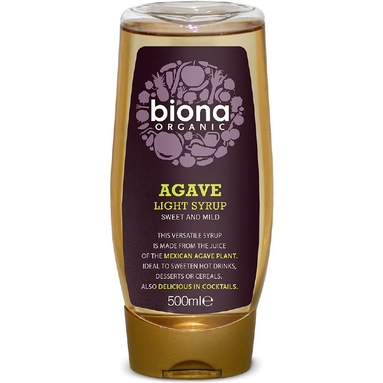 Organic Agave Light Syrup