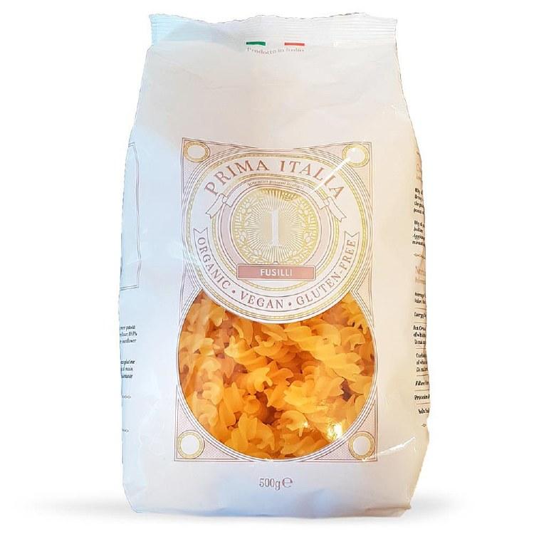 Organic Gluten Free Fusilli