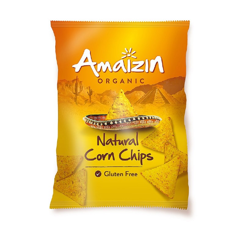 Organic Natural Corn Chips