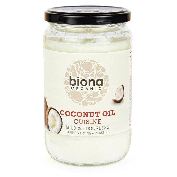 Organic Odourless Coconut Oil