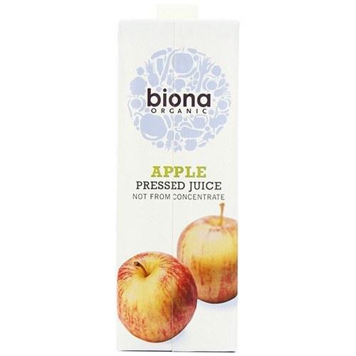 Organic Pressed Apple Juice