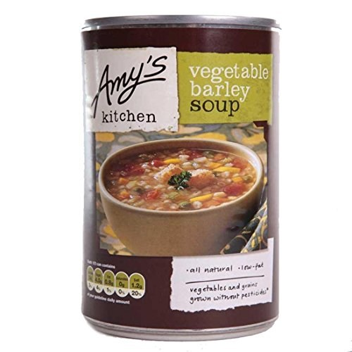 Organic Vegetable Barley Soup