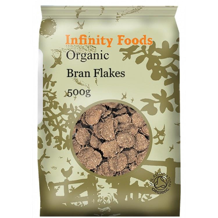 Organic Bran Flakes