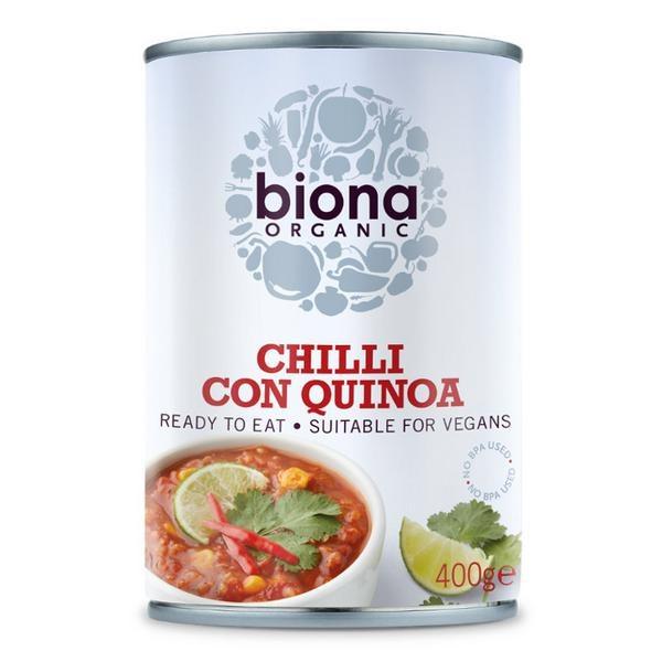 Organic Chill Con Quinoa