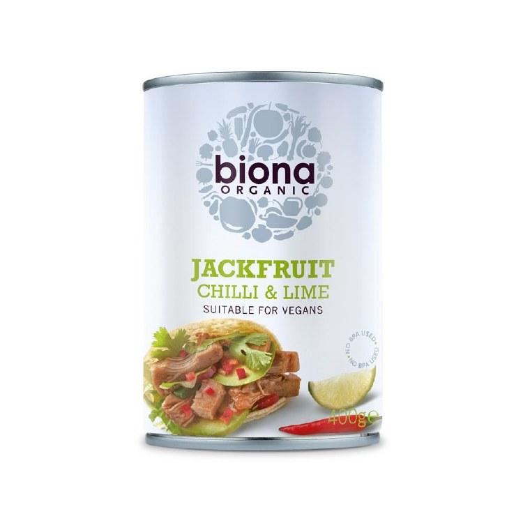 Organic Chilli & Lime Jackfruit