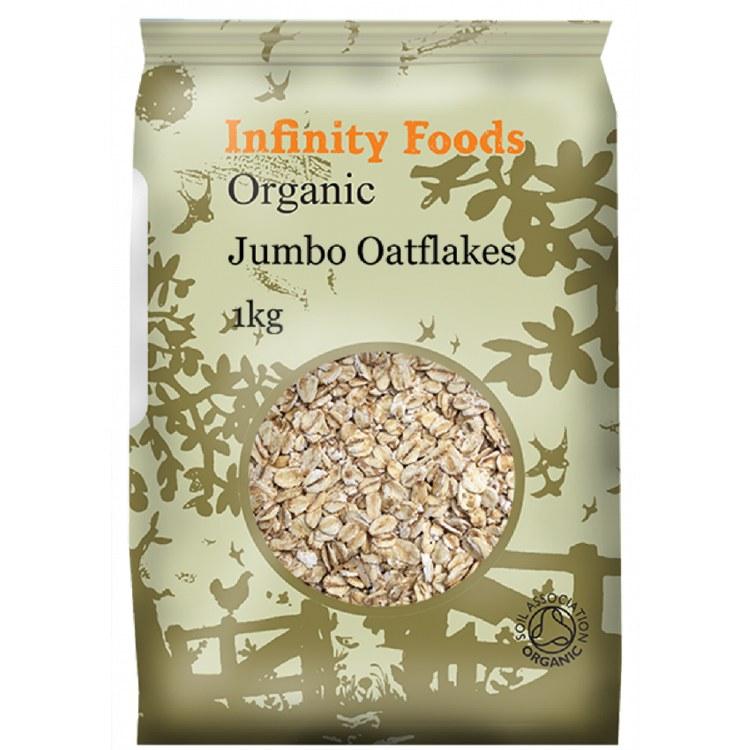Organic Jumbo Oats