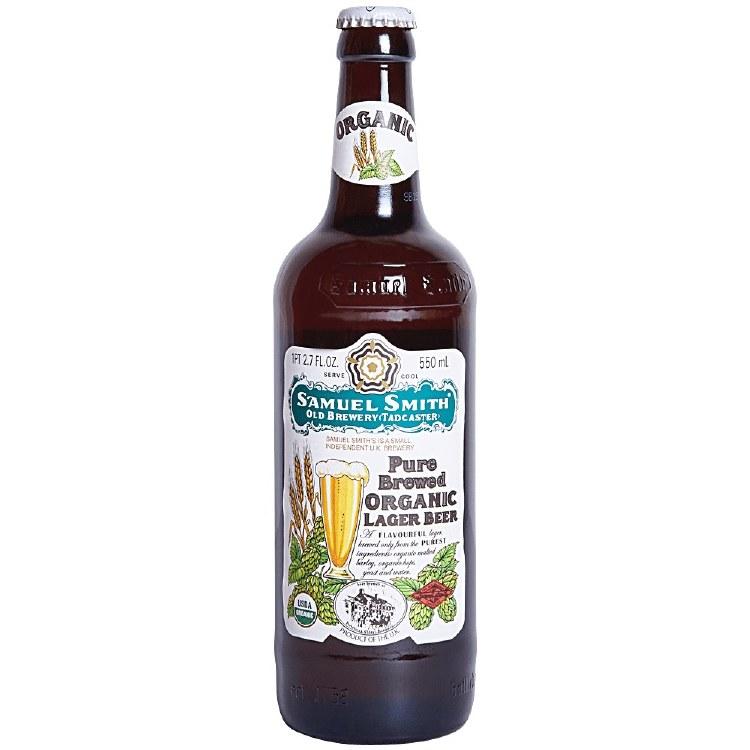 Samuel Smith Pure Brewed Organic Larger
