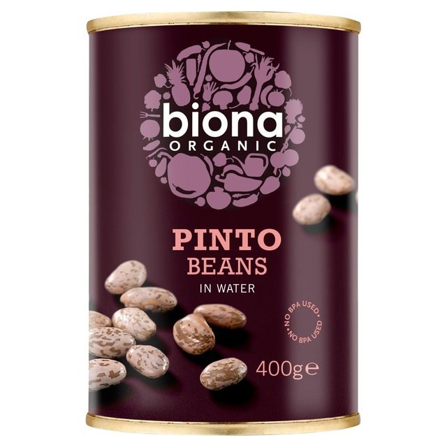 Organic Pinto Beans in Water