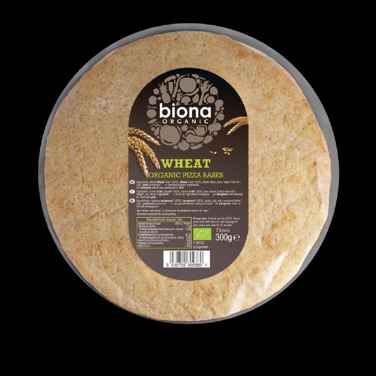 Organic Wheat Pizza Base