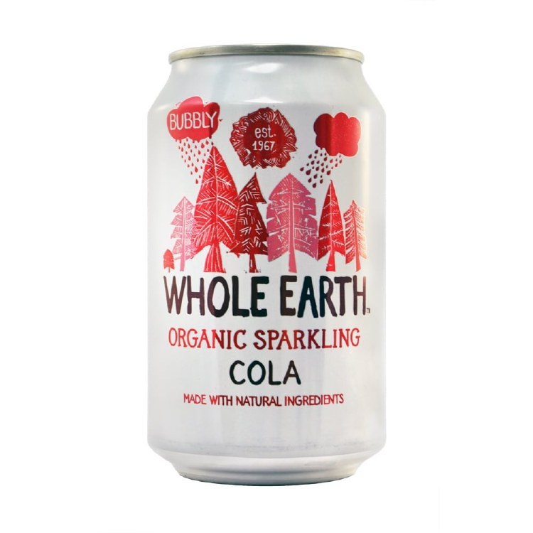Organic Sparkling Cola