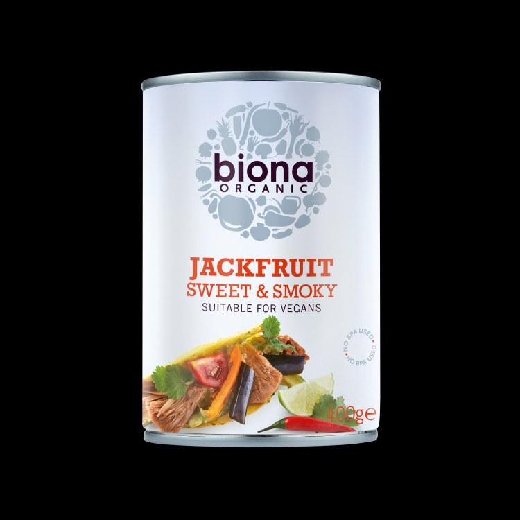 Organic Sweet & Smokey Jackfruit