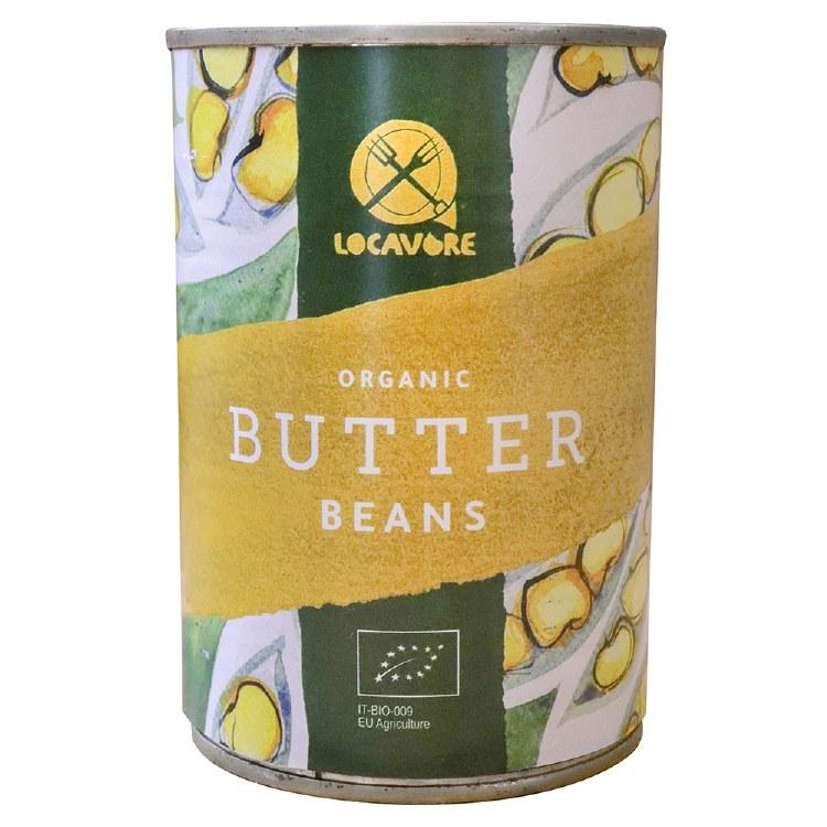 Organic Tinned Butter Beans