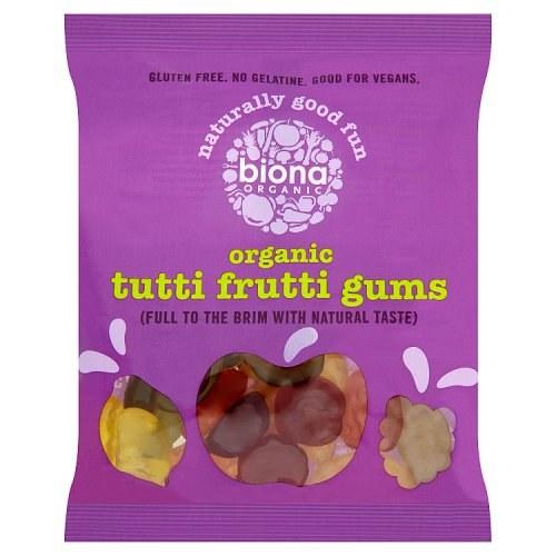 Organic Tutti Frutti Gums