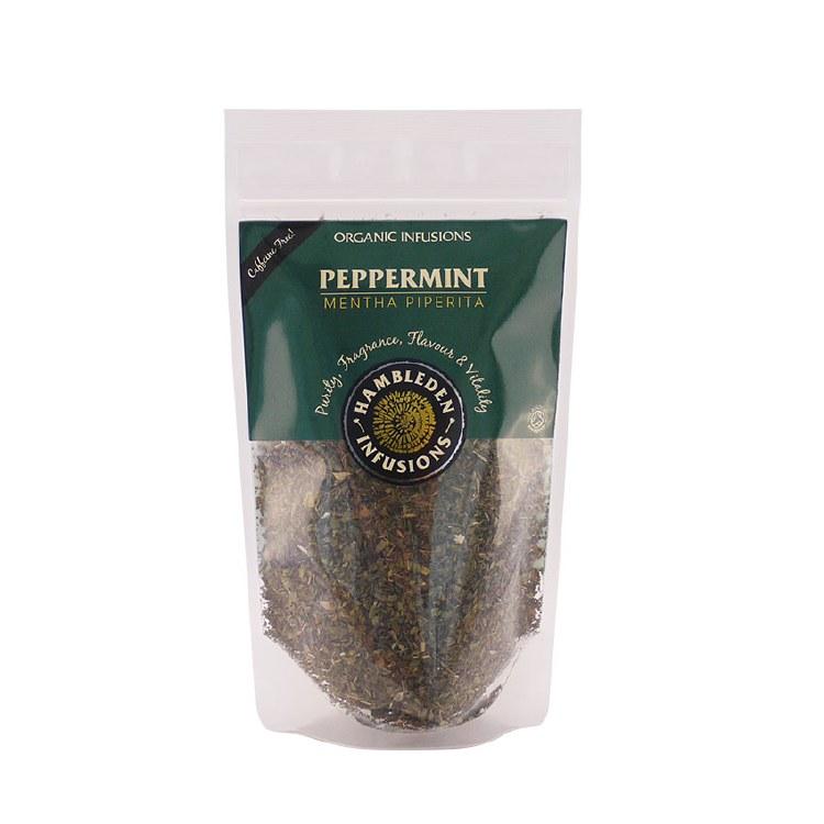 Organic Loose Peppermint Tea