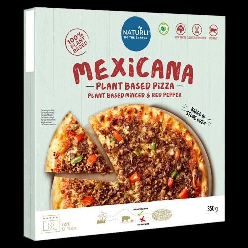 Mexicana Plant Based Pizza
