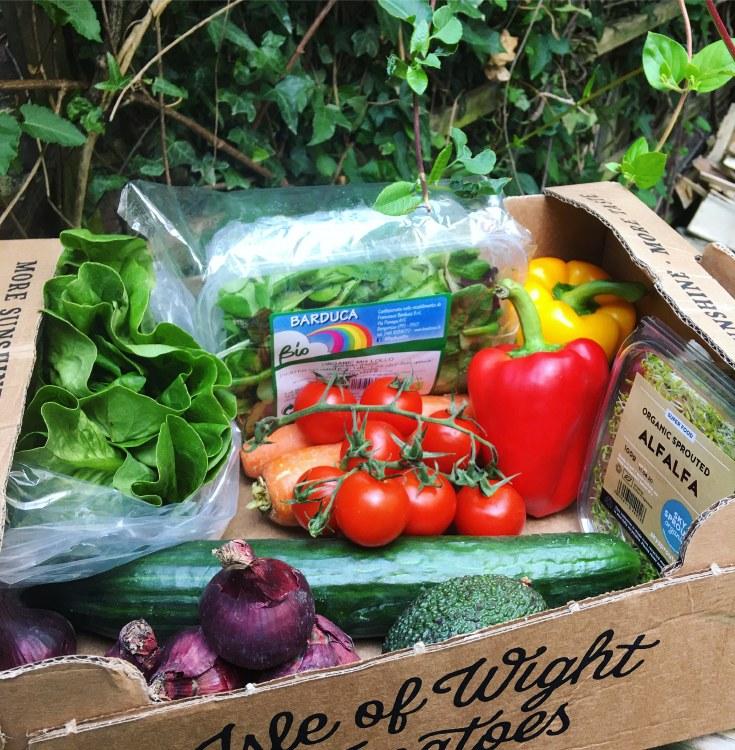 £15 Salad Box