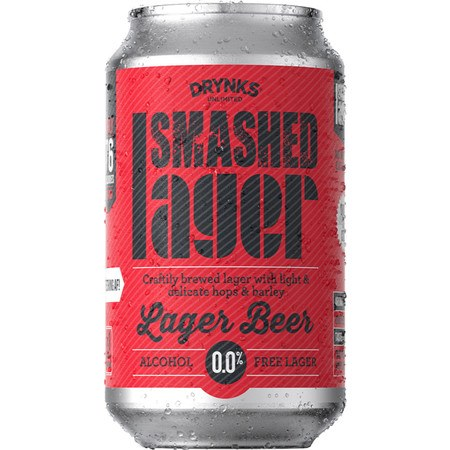 Alcohol Free Lager