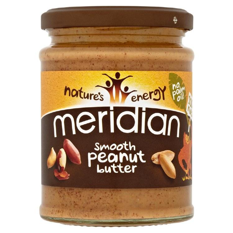 Smooth Peanut Butter - no salt