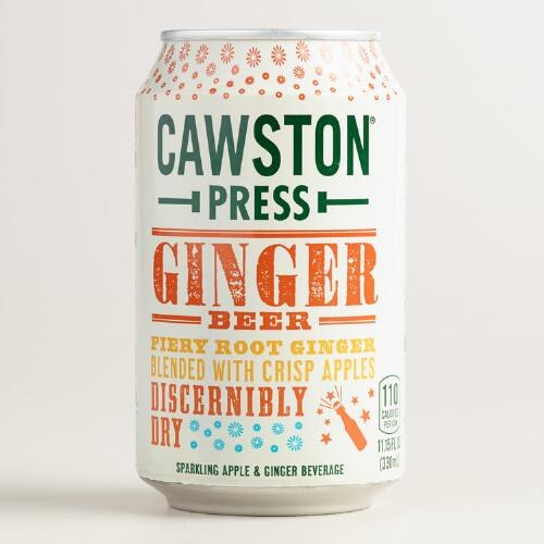 Sparkling Ginger Beer