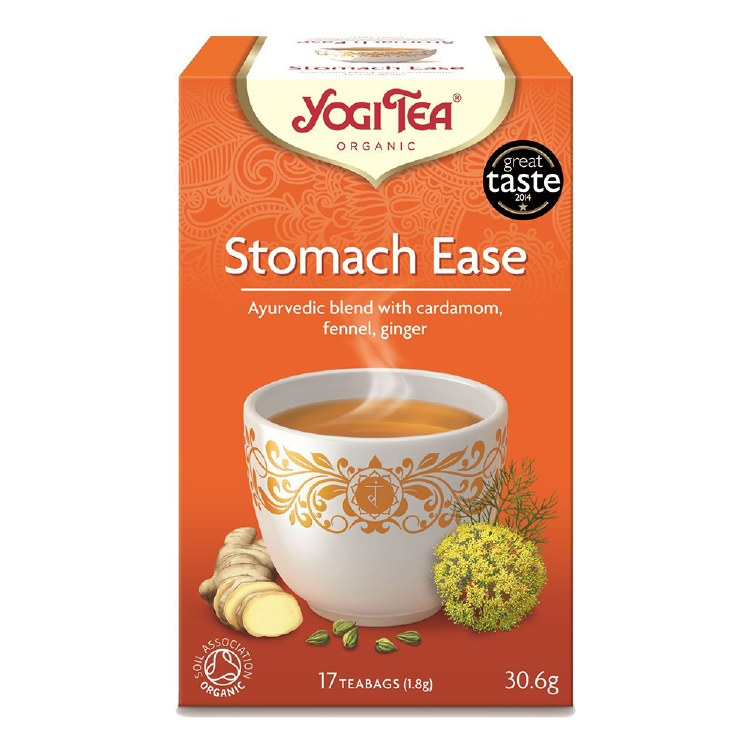 Organic Stomach Ease Tea