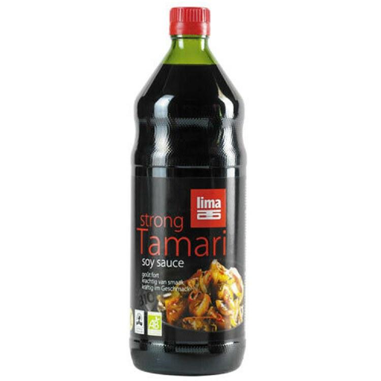 Organic Tamari Strong Soya Sauce