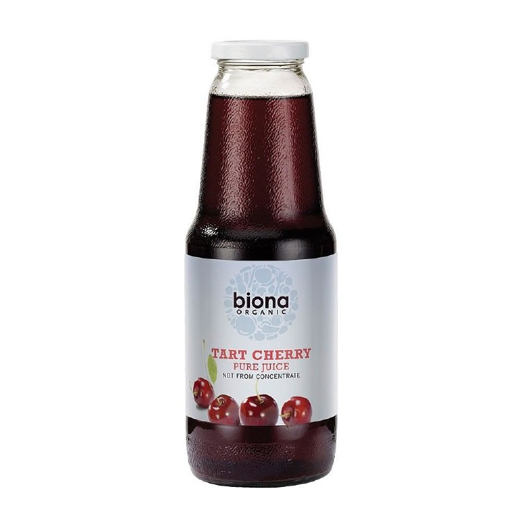 Organic Pure Tart Cherry Juice