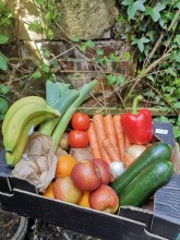 £30 veg box