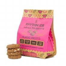 Almond Biscotti Tea Biscuit