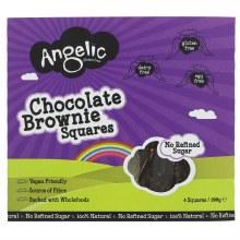 Chocolate Brownie Squares