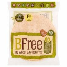 Gluten Free Multigrain Wraps
