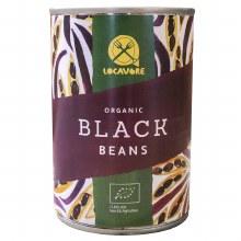 Organic Tinned Black Beans