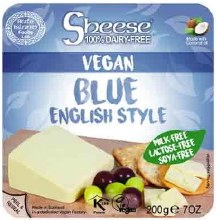Blue English Style Block