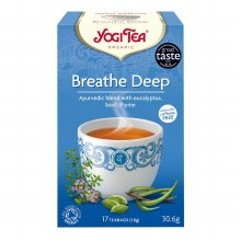Organic Breathe Deep Tea