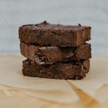 Brownie - Salted Caramel