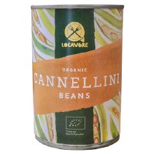 Organic Tinned Cannellini Beans