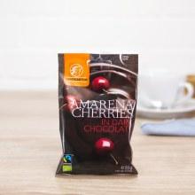 Dark Chocolate Covered Cherries