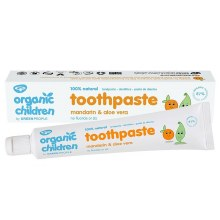 Childrens Mandarin Toothpaste