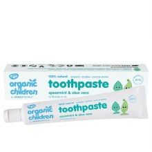 Children Spearmint & Aloe Toothpaste