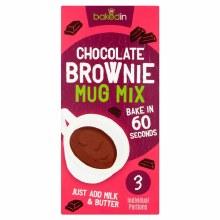 Chocolate Brownie Mug Mix